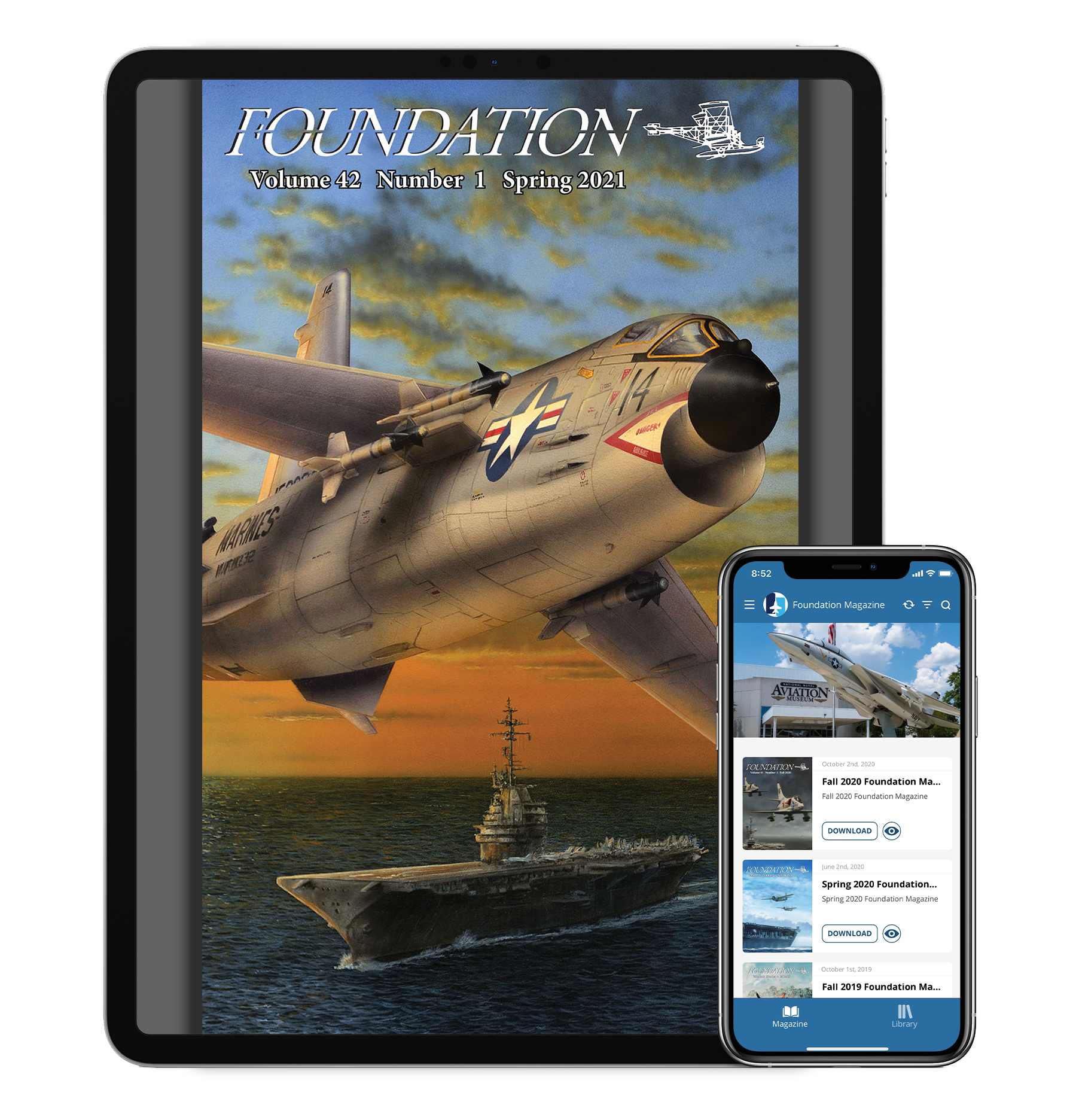 Digital Magazine Ad